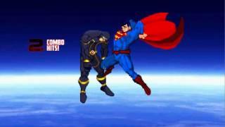 ~MUGEN 2016~ Superman Vs. Cyclops