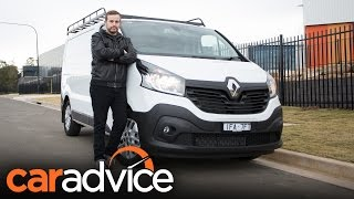 2016 Renault Trafic Long-Term Review | CarAdvice
