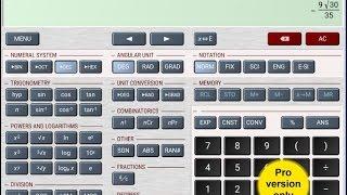 ভিডিও টি শুধু মাত্র Science এর Student নের জন্য || Hiper Scientific Calculators for Android
