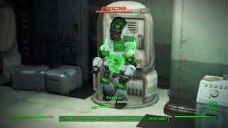 Fallout 4 Federal Surveillance Center K-21B (Survival Difficulty)