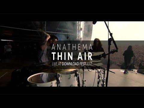 Anathema Thin Air live at Donwload Fest 2017 drumcam multicam