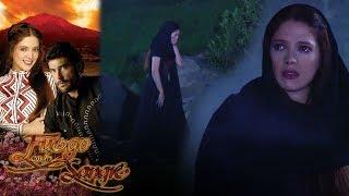 ¡Sofía se convierte en la llorona! | Fuego en la sangre - Televisa