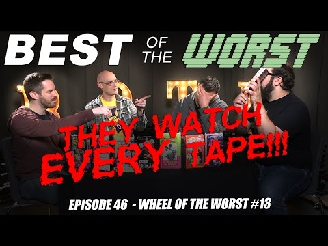 Best of the Worst Wheel of the Worst 13