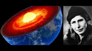 INGE LEHMANN : How Inge Lehmann Used Earthquakes To Discover The Earth's Inner Core
