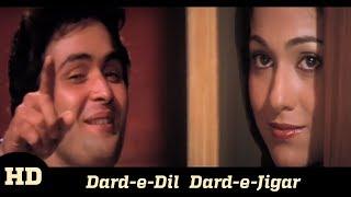 Dard-e-Dil Dard-e-Jigar Karz 1980