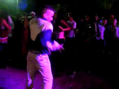 borracho bailando 2da parte