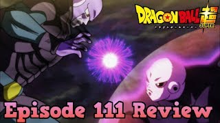 Dragon Ball Super Episode 111 Review: Extreme Battle of Another Dimension! Hit vs Jiren