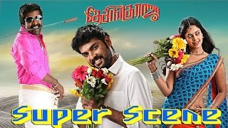 Desingu Raja - Super Scene | Vimal | Bindu Madhavi | Soori | Singampulli