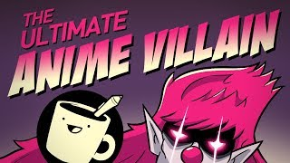 Artists Draw the Ultimate Anime Villain