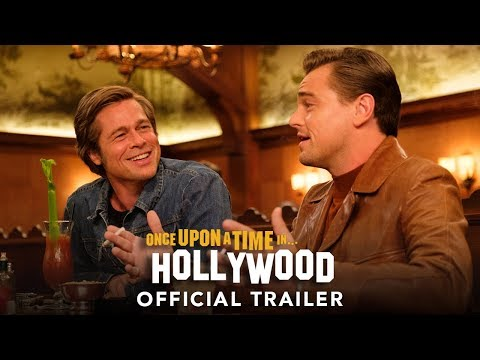 Xxx Mp4 ONCE UPON A TIME IN HOLLYWOOD Official Trailer HD 3gp Sex