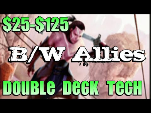 Mtg Double Deck Tech: B/W Allies in OGW Standard! (Budget/Competitive)