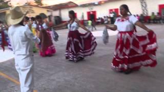 Baile de Calenda ,San Andrés Andua, Oaxaca