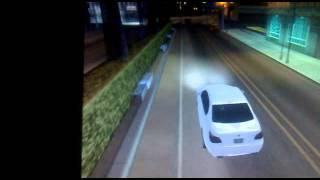 GTA San Andreas (amazing driver) 4