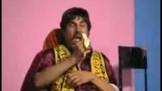 Funny Pathan on Pakistani Stage Drama .mp4