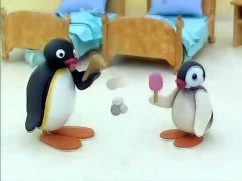 Pingu Pretending Fever