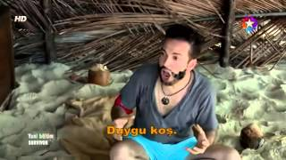 Survivor 3 Adam Hazirladiklari Komik Skec FULL HD 1080p