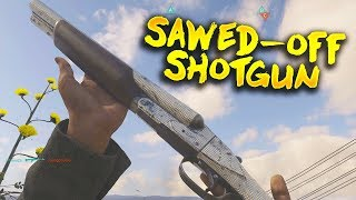 Call of Duty WWII - Sawed-Off Shotgun - Road to Gold Camo Episode #13 (Multiplayer)