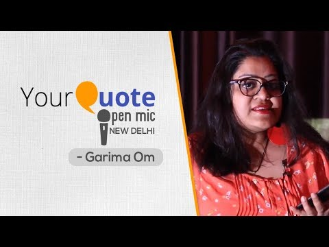 Xxx Mp4 Apne Papa Ki Beti Hoon Ajnabee By Garima Om Hindi Poetry YQ New Delhi Open Mic 1 3gp Sex