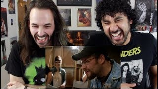 THE DISASTER ARTIST TRAILER #1 REACTION & REVIEW!!!