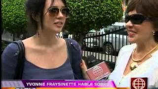 Yvonne Frayssinet: