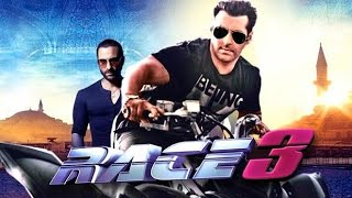Salman Khan to Play Villain RACE 3 Movie