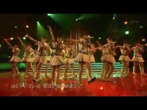 AKB48 ポニーテールとシュシュ.生歌 live F� �� �