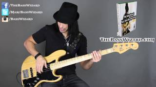 The #1 biggest mistake Slap Bass players make - Slap Bass Lesson (The Bass Wizard)