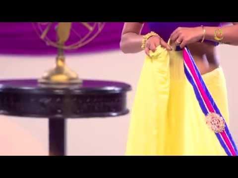The saree of south India