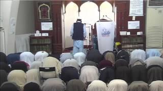 Day 4 - Taraweeh Prayer: Qari Zakaullah Saleem/Ismaeel Naeem/Shaykh Abdul Majid