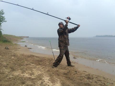 ловля голавля на течении на фидер