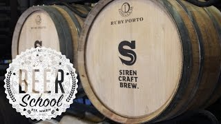 Beer School: how does barrel ageing work? | The Craft Beer Channel