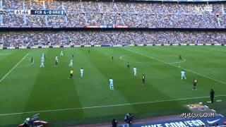 اهداف مباراة برشلونة وغرناطة 6-0