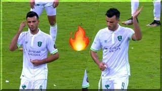 أقوى مضاربات وفزعات نادي الأهلي السعودي !! ( تركيب شيلات حريقه 🔥!! )