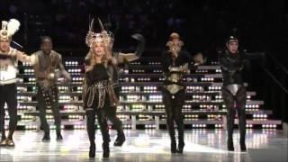 Madonna Vogue (Super-Bowl 2012)