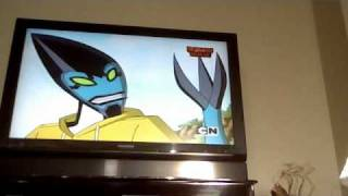 Back with a Vengance-Ben 10-Master Control unlocked