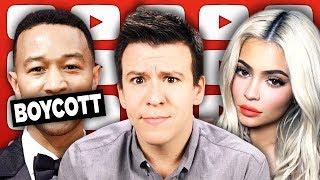 Philip DeFranco Exposed, Sirius Boycott, Kylie Jenner, Salt Bae Outrage, Tesla DOJ Problem, & More