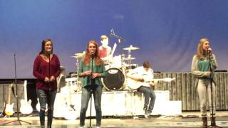 Dare You to Move- Switchfoot WPHS Rock Band 2015
