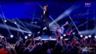 Amir - J'ai Cherché   LIVE at UEFA EURO 2016 France Opening Concert