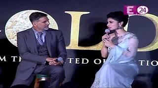 Akshay Kumar ने Gold  के Premiere पर क्या कहा ?