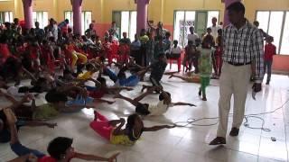 Sinega 2 level - State level JUNIOR & SENIOR yoga championship - 2014 at Cuddalore