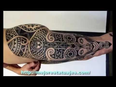 Los Mejores Tatuajes De Maories
