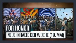 For Honor - Neue Inhalte der Woche (19. Mai) | Ubisoft [DE]