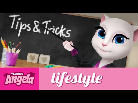 Talking Angela - Be Cool for School