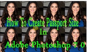 How-to-create-Passport-size-Photo-in-Adobe-Photoshop7.0