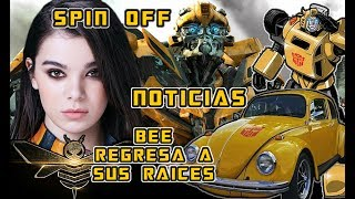 Transformers SPIN OFF BUMBLEBEE - Noticias