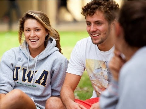 Hear from our students about studying at UWA