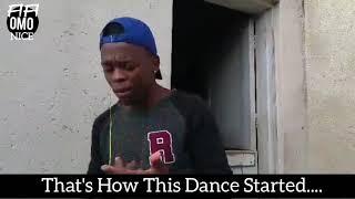"King Monada- Kea idebala ""Video Dance by FifiOmoNice DaComedian"""