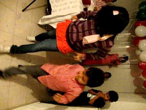 baile de niños reggaeton frikitona