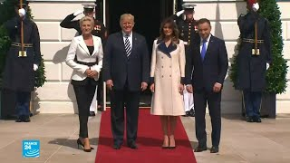 ترامب: بولندا مستعدة لدفع ملياري دولار لإقامة قاعدة أميركية على أراضيها