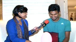 মুস্তাফিজুরের লাজুক ইন্টারভিউ মুন্নি সাহার সাথে